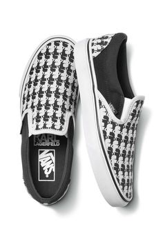 3408b7908f05a8 Bough these Vans x Karl Lagerfeld! Minimalist Shoes