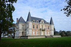 Médoc Route Des Chateaux = CHateau Lamothe Bergeron, located in Cussac - Forte - Medoc.