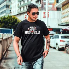 Male Printed Clothing T-shirts relaxed fit – Inspirational Clothing and Access… - Fitness Urban Outfitters Clothes, Dashiki, Fashion Prints, Sleeve Styles, Printed, Womens Fashion, Fitness, Casual, Clothing