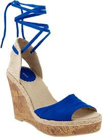 IT LIST FOR SPRING 2012: Wedges