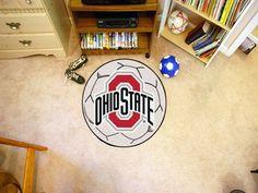 Ohio State Soccer Ball