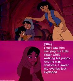 27 Funny Disney Princess Texts From Last Night