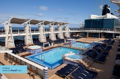 Celebrity Eclipse Pool #Travel #Cruise #Eclipse #Pool