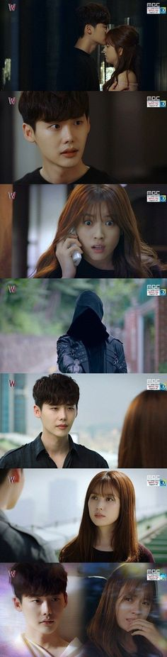 [Spoiler] Added episode 8 captures for the #kdrama 'W'
