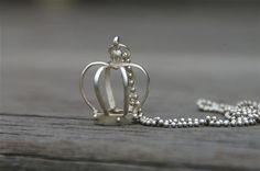 Sterling silver crown | Jeni Danks