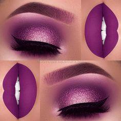 "What's your favorite color? ❤️ Comment below ✨ ___________________ Lips: ""Zipper"" liquid lipstick Eyeshadows: My Little Pony Palette - Generosity, Pinkie Pie, Magic, Songbird Serenade, Fluttershy Liner: sketch marker Glitter: ✨ by ebony Makeup Eye Looks, Beautiful Eye Makeup, Eye Makeup Art, Cute Makeup, Skin Makeup, Eyeshadow Makeup, Eyeshadows, Lipsticks, Helloween Make Up"