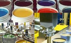 Our wide range of Poly Ink-FLEXO products is compatible with all kinds of substrates and machines instilling confidence in our customers.We are known for their supply of high end products at very affordable prices.For more details kindly visit with us. Rust Paint, High End Products, Epoxy Coating, How To Make Paint, Online Painting, Easy Diy Crafts, Texture Painting, Kitchen Aid Mixer, Industrial