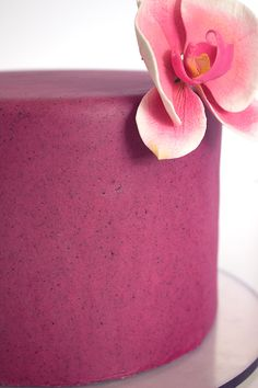 Delicious Homemade Blueberry Almond Fondant. Made with all natural organic blueberries, and no artificial color! Try it now, you'll never look at fondant the same!