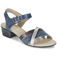 Chaussures Femme Sandales et Nu-pieds Dorking OLIVIA Marine