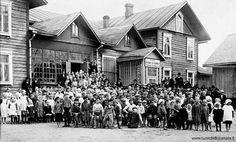 Vappujuhla 1922 - Pölläkkälä, Äyräpää