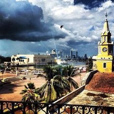 Centro Histórico de Cartagena / Ciudad Amurallada