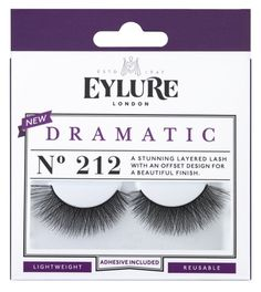 04fb30a2a09 Eylure Naturalites TEXTURE Lashes N° 117 in 2019 | Eylure | Lashes ...