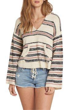 47717880455a Billabong Baja Beach Knit Hooded Top