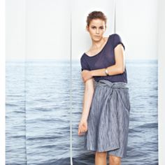 Twisted Front Skirt 03/2012 #128