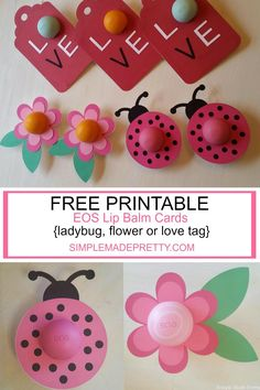 Print and cut these cards at home with these FREE printables. These are perfect for teacher gifts, bridal showers, baby showers, Mother's Day, Valentine's Day