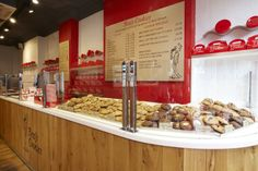 Ben's Cookies!!  Miss these!
