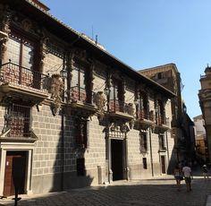 Insta Granada #archidaily #archilovers #architecture #grenade #granada