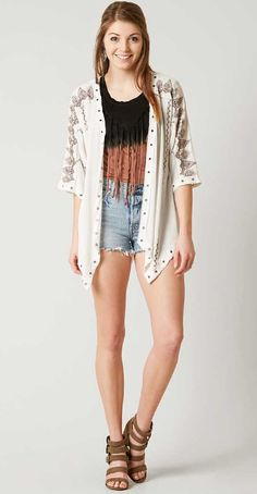 Gimmicks Embroidered Cardigan - Women's Clothing | Buckle