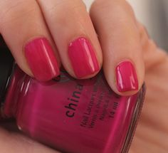 China Glaze Summer Neons Click for more swatches
