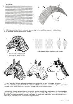 Image, Horse Costumes, Diy, Craft, Horse Head, Creative, Kids, School