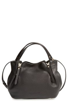 Burberry 'Small Maidstone' Leather Satchel available at #Nordstrom