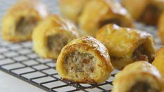 Christmas Sausage Rolls (old)