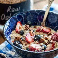 You can make your own sprouted oats. Learn how to sprout the oats and them flake them into a useable grain for oatmeal.