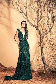 Glamorous Evening Gowns By Ziad Nakad - Top Fashion Corner Glamorous Evening Dresses, Elegant Dresses, Pretty Dresses, Strapless Dress Formal, Prom Dresses, Formal Dresses, Wedding Dresses, Couture Dresses, Fashion Dresses