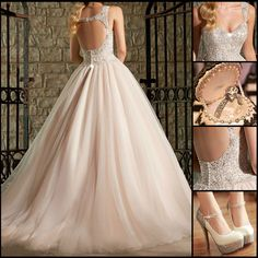 Awesome #Wedding #Dresses   Find More: http://www.imaddictedtoyou.com/