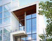 """다음 @Behance 프로젝트 확인: """"The narrow house"""" https://www.behance.net/gallery/4072205/The-narrow-house"""