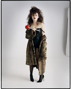 Tim Walker Photography -  HELENA BONHAM CARTER LONDON, UK, 2012 BRITISH VOGUE