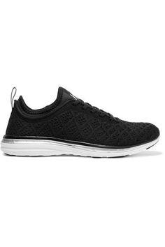 Athletic Propulsion Labs - Techloom Phantom 3d Mesh Sneakers - Black - US7.5