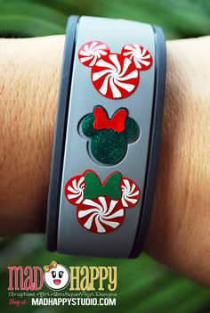Custom Set Of Any Magic Band Decals You Choose Any Images For - Magic band vinyl decals