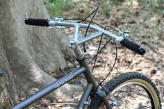 Triangle Bar, Mountain Biking, Wicked, Cycling, Bicycle, Adventure, Classic, Blue, Vintage