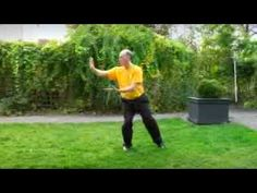 Tai Chi Form of Master Moy - YouTube