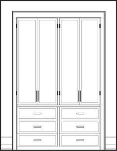 Plan Custom Sliding Closet Doors Home Decor
