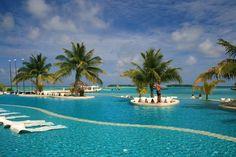 Kandooma Maldives, South Male Atoll. Pool