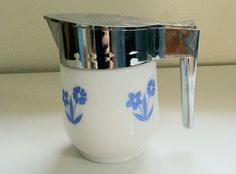 Vintage GEMCO Milk Glass Creamer