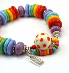 Hunky Dory Bracelet, by Vickie Miller on EBSQart.com