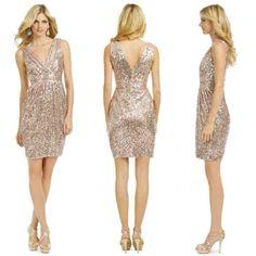 Gold Bridesmaid Dresses Under 100
