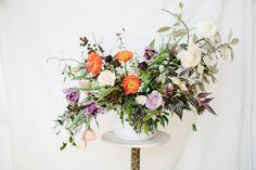 Flower Workshop with Amy Osaba Events | Kennedy Occasions