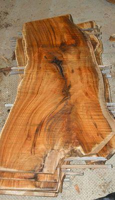 Koa Wood Picture