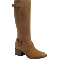 Durango City Womens Brown Leather Charlotte Engineer Fashion Boots