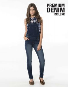 They're back and they've never looked so good! #overalls #ardenedenim