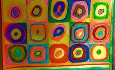 Expressionisme eigen werk