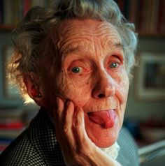 Bild von Astrid Lindgren: She is just such an inspiring person! via http://www.lastfm.de/music/Astrid+Lindgren/+images/36891265
