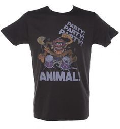 Muppets Party Animal T-Shirt  £29.99