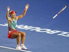 Kerber stuns Serena to win Oz Open - http://yodado.co.za/kerber-stuns-serena-to-win-oz-open/