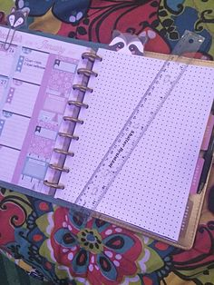 Dotted Printable - Classic Sized Happy Planner