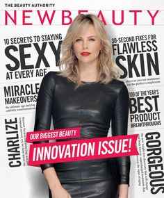 It's finally here. New Beauty's 'BIGGEST BEAUTY INNOVATION ISSUE!'.... Read up on 100 of this year's BEST BEAUTY PRODUCT BREAKTHROUGHS!! Pick up your copy today, or online at www.newbeauty.com.